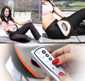 Đai rung nóng đánh tan mỡ bụng,đùi,bắp tay,hông trong 3 tuần sử dụng,máy giảm cân cho mọi lứa tuổi