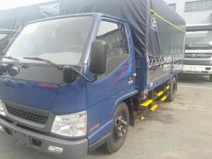 Xe IZ49  2.5 tấn  Ero4 bán trả góp hằng tháng
