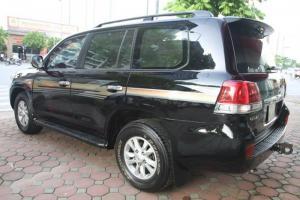 Xe TOYOTA LAND CRUISER GX.R màu đen, nhập khẩu Nhật Bản.  sx/đk 2008.