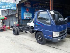 Bán xe tải Đô Thành IZ49 tải trọng 2 tấn 4 máy isuzu vào nội thành