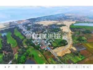 Cơ hội đầu tư đất nền biệt thự nghỉ dưỡng liền kề biển Đông, view sông