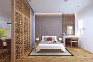 Cho thuê nhà NC mới xây đường Dương Đình Nghệ,Đà Nẵng 8 PN,9WC,full NT