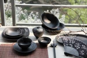 Bát Đĩa Melamine Chuyên Nhà Hàng Hàn Quốc Nhật Bản tại Lạng Sơn