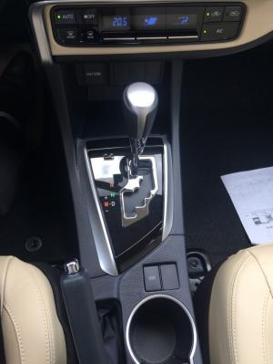 Toyota Altis 1.8G giao ngay, Tặng tiền mặt, phụ kiện chính hãng, hỗ trợ mua xe trả góp