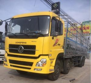 Xe tải thùng inox tuyệt đẹp dài 7.5m