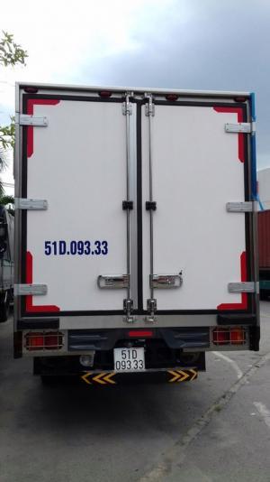 xe đông lạnh 5 tấn