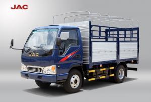 Xe tải jac 2.4 tấn hổ trợ vay 70%, giá ưu đãi thùng dài 3,720 m