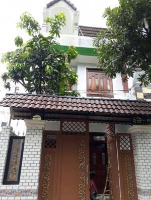 Bán nhà hẻm 90 Dương Cát Lợi, Nhà Bè, DT 5x19m,3 lầu sân thượng.