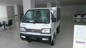 Bán Thaco Towner 800 tải trọng 990 kí tại Tây Ninh, có trả góp, máy Suzuki