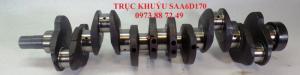 6245-31-1100 Trục khuỷu SAA6D170 - Hàng mới 100%.