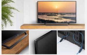 Màn hình Tivi 32 inch - Internet Tivi Sony 32 inch KDL-32W600D