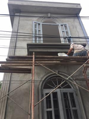 Bán nhà 2 tầng, sân vườn, Đường Nguyễn Văn Tạo, Nhà Bè,DT 4x14,5m