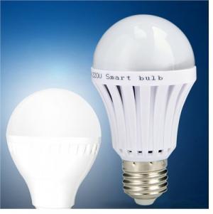 Đèn led thông minh 12W tự sáng khi mất điện