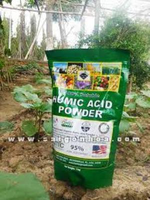 Humich axit nhập khẩu từ Mỹ