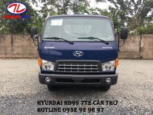 Hyundai Hd99 Thùng Lửng Cần Thơ, Hd99 6t5 Cần Thơ, Hyundai Hd99 An Giang