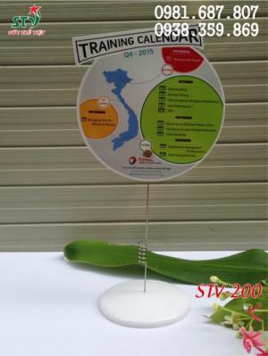 Wobbler để bàn, cung cấp wobbler quảng cáo, sản xuất wobbler giá rẻ