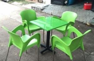 Bàn ghế cafe  Thanh lý bàn ghế cafe nhựa đúc giá rẻ nhất Hàng mới