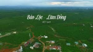 Khu dân cư Phường Lộc Phát TP Bảo Lộc,