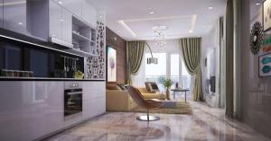 Đầu tư căn hộ cho thuê, ngại gì không chọn Shophouse Monarchy