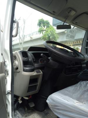 Xe Veam VT651 thùng đông lạnh