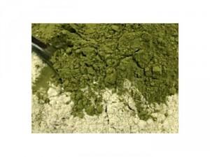 Bột trà xanh cám gạo