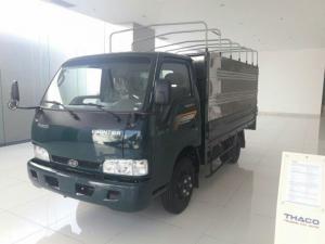 Thaco Gò Dầu bán xe tải K165S 2.4 tấn, trả góp ngân hàng tại Tây Ninh