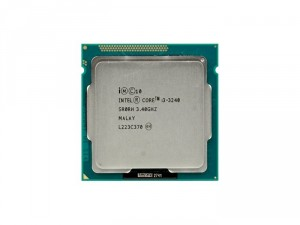 CPU socket 1155 core i3 3240