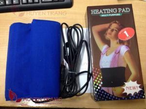 Đai quấn nóng giảm béo Heating Pad
