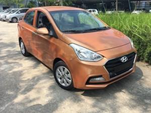 Khuyến mãi mua xe Hyundai Grand I10 2017