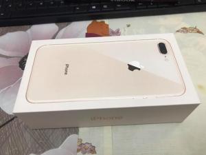 Iphone 8 plus 64G gold + 64G gray USA ( LL ) chưa active new 100% giá tốt