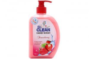 Nước rửa tay Dr. Clean đủ vị 500ml , 3,8l
