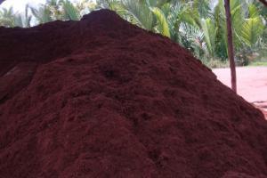 Bán mụn xơ dừa và phân hữu cơ vi sinh dùng trong trồng trọt