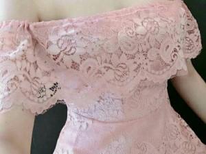 Đầm bẹt vai