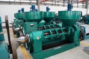 Máy ép dầu công nghiệp 6YL-165, máy ép dầu năng suất 200kg/giờ giá rẻ nhất