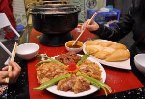 Bếp nướng than hoa Bn300, bếp nướng Nam Hồng không khói