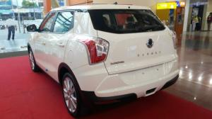 Ssangyong Tivoli nhập khẩu Hàn Quốc, Trả 30tr lấy xe ngay