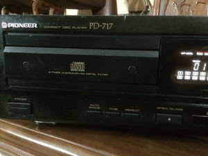 CD pioneer PD 717