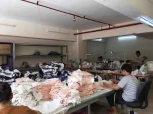 Nhận may quần áo gia công