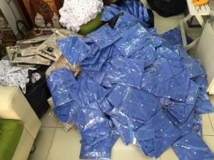 Xưởng may quần áo made in Vietnam