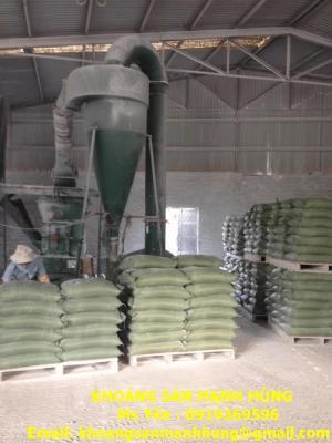 Công ty  Chuyên cung cấp bột đá vôi CACO3,dolomite dùng cho ngành sản xuất thủy tinh- cạnh tranh nhất