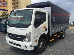 Xe tải Veam VT651, động cơ NISSAN ZD30 Nhật Bản