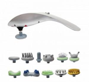 Máy Massage 11 đầu PHOENIX BING SL-11 massage cổ, gáy, vai, bụng, chân, tay - MSN388265