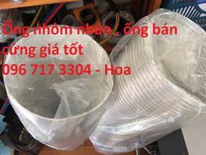 Ống nhôm bán cứng chịu nhiệt D100, D125, D150, D200,... giá xuất Xưởng cực rẻ
