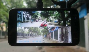 Chất lượng ghi hình mắt trước được nâng cấp toàn diện, cực nét với độ phân giải Super HD, mắt sau ghi hình đạt chuẩn HD 720p.
