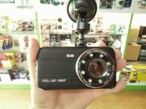 Camera hành trình HD Oncam X17 Pro ghi hình đồng thời hai mắt + Tặng Thẻ Nhớ 16GB - MSN388266