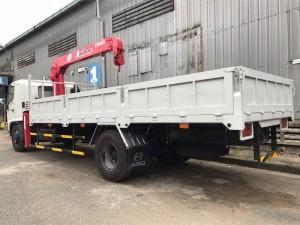 Xe tải FC gắn cẩu UNIC 343
