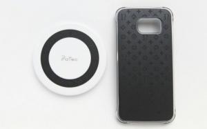 Dock Sạc Không Dây Protec Fof Galaxy S6,S7,S8 Tặng Ốp Lưng