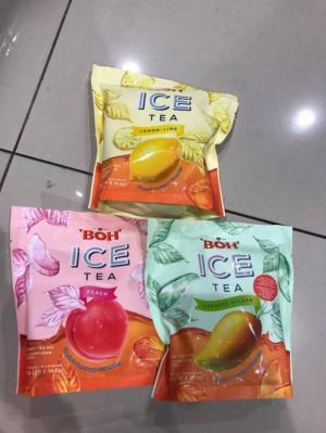 BOH Ice Tea ~Trà Trái Cây Vị Chanh