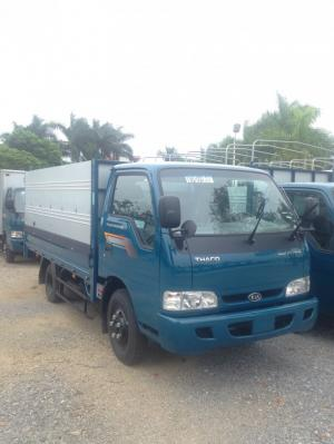 KIA K165 tải trọng 2,4 tấn