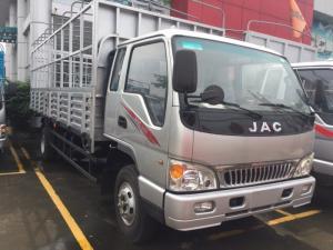 Bán xe tải jac 6,4 tấn, jac 6 tấn 4/ jac 7 tấn 2, mua xe tải 6 tấn 4 jac trả góp.